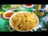 [Review] Lạc vào thiên đường ẩm thực tại phố Tạ Hiện   Feedy VN