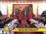 Philippines, China discuss Spratlys row