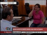 Duterte, Andres go on leave as DILG starts probe
