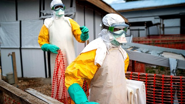 DRC health workers optimistic after WHO's Ebola announcement