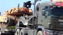 Sınıra termal kameralı tank sevkiyatı