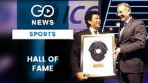 Sachin Inducted Into Hall Of Fame