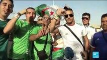FINALE CAN-2019 : les supporters algériens au Caire avant la finale contre le Sénégal