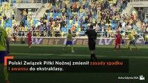 FLESZ: Nowe zasady spadków i awansów w ekstraklasie i 1.lidze