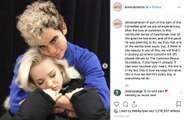 Dove Cameron urges fans to donate to Cameron Boyce Foundation