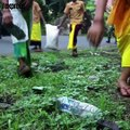 Bali en guerre contre le plastique