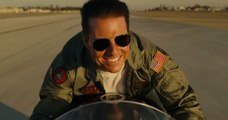 Tom Cruise crée la surprise en dévoilant la bande-annonce de « Top Gun : Maverick »