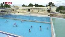 Bruay-la-Buissière : découvrez la dernière piscine art déco ouverte à la baignade en France