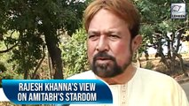 Rajesh Khanna's Reply On Facing Competition From Amitabh Bachchan   Flashback Video