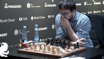 Grand Prix FIDE Riga 2019 Semi-finals Game 2