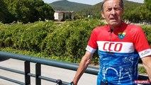 Georges Chappe , ancien cycliste professionnel