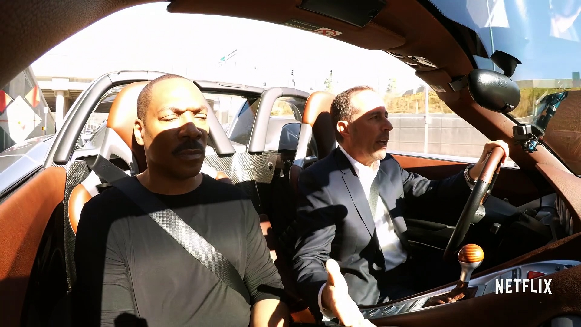 Comedians in Cars Getting Coffee- New 2019- Freshly Brewed - Clip with Eddie Murphy