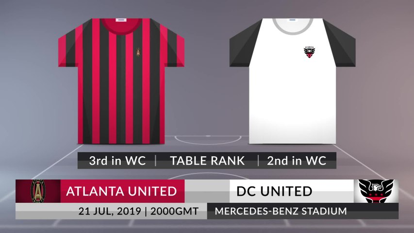 Match Preview: Atlanta United vs DC United on 21/07/2019