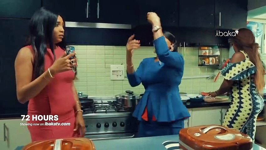 72 Hours - 2019 Latest Nollywood Blockbuster Movie Starring Alex Ekubo, Esther Audu