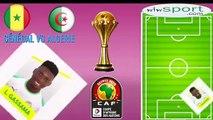 Finale Sénégal vs Algérie: Voici le onze probable des lions ! Bonne Chance Gaïndé