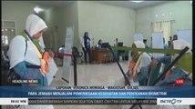 Jelang Keberangkatan, Jemaah Calhaj Makassar Jalani Pemeriksaan Kesehatan