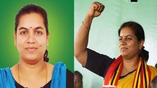 NTK Deepa Nomination   ஏற்று கொள்ளப்பட்டது  தீபலட்சுமி வேட்புமனு..!- வீடியோ