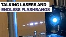 Talking lasers and endless flashbangs: Pentagon develops plasma tech