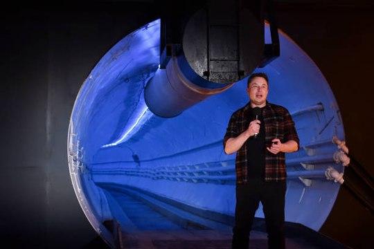 Elon Musk : 5 de ses projets les plus fous