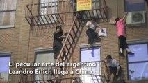 El peculiar arte del argentino Leandro Erlich llega a China