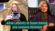 Annie Leibovitz et Susan Sontag, une romance féministe
