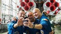 """Luca Parmitano, chroniqueur de l'espace : """"Des rituels à respecter avant le vol"""""""