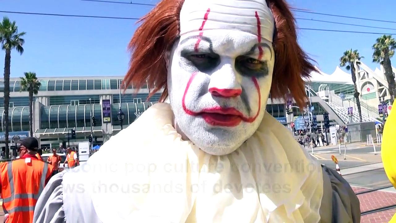 Comic-Con turns 50 in San Diego