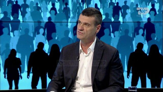 """Patozi """"kundër të gjithëve"""", kreu i Bindjes në Top Talk: Do shkoj deri në Hagë"""