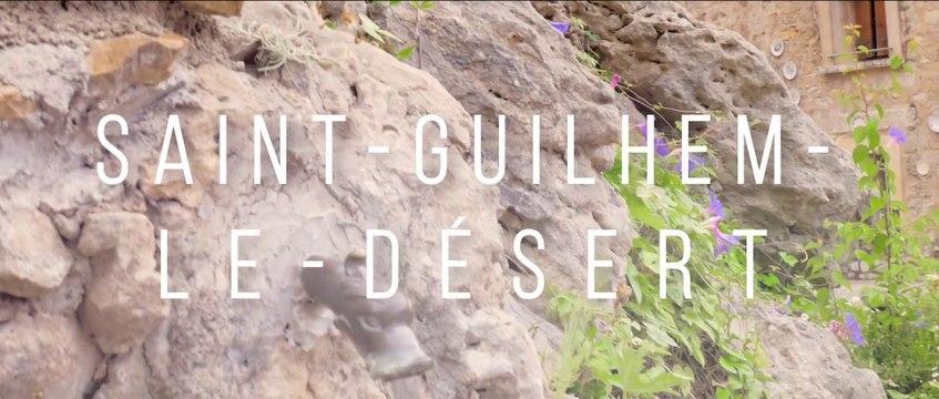 Découvrez Saint-Guilhem-le-Désert