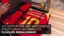 Ronaldinho bientôt joueur d'un club maltais ? Les supporters y croient vraiment !