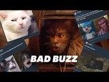 """La bande-annonce de """"Cats"""" déjà tournée en ridicule"""