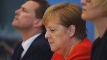 """Merkel exhibe solidez, política y física, pero evita caer en """"dominio alemán"""""""