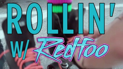 Roillin' with Redfoo