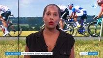 Le Tour de France : Julian Alaphilippe peut compter sur un immense fan-club
