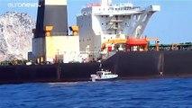 Le pétrolier iranien reste immobilisé 30 jours de plus à Gibraltar