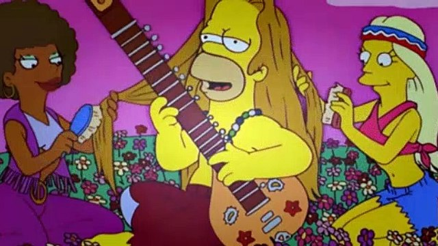 The Simpsons Season 10 Episode 6 Doh-In in the Wind