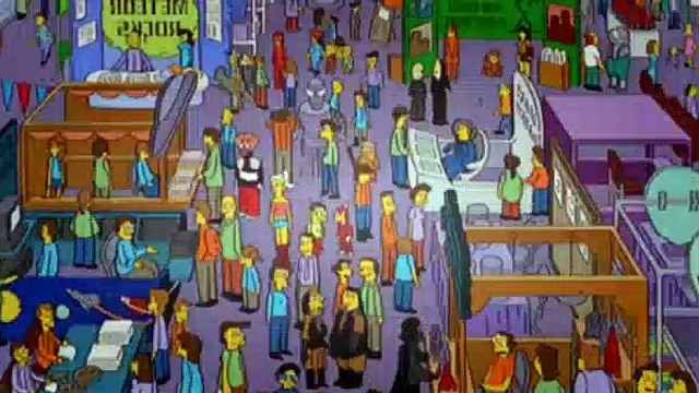 The Simpsons Season 10 Episode 9 Mayored to the Mob