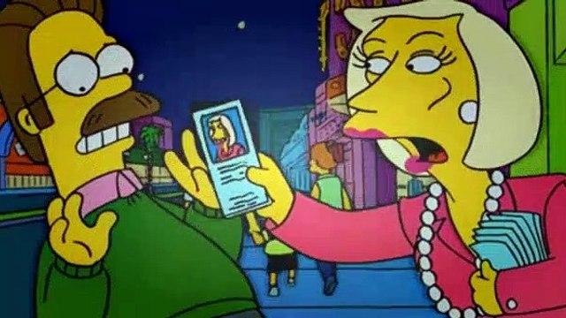 The Simpsons Season 10 Episode 10 Viva Ned Flanders