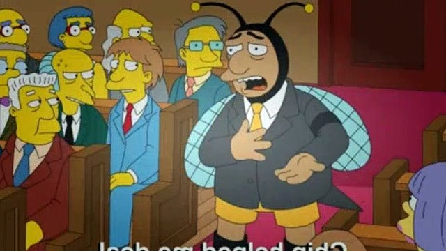 The Simpsons Season 25 Episode 3 Four Regrettings and a Funeral