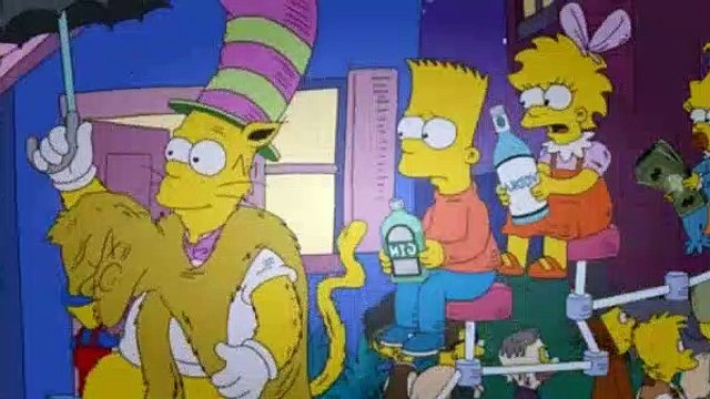The Simpsons Season 25 Episode 2 Treehouse of Horror XXIV