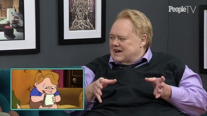 Louie Anderson Wants You to Tweet Him About a 'Life with Louie' Reboot (Seriously!)