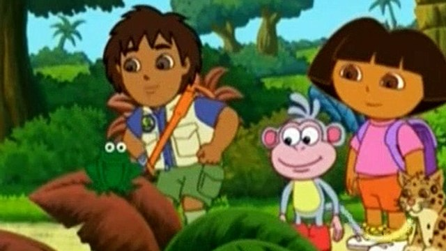 Dora the Explorer Season 4 Episode 20 - Dora's First Trip