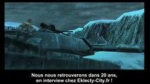 Vulcan Raven (Pierre Maubouché) de Metal Gear Solid - Teaser Interview