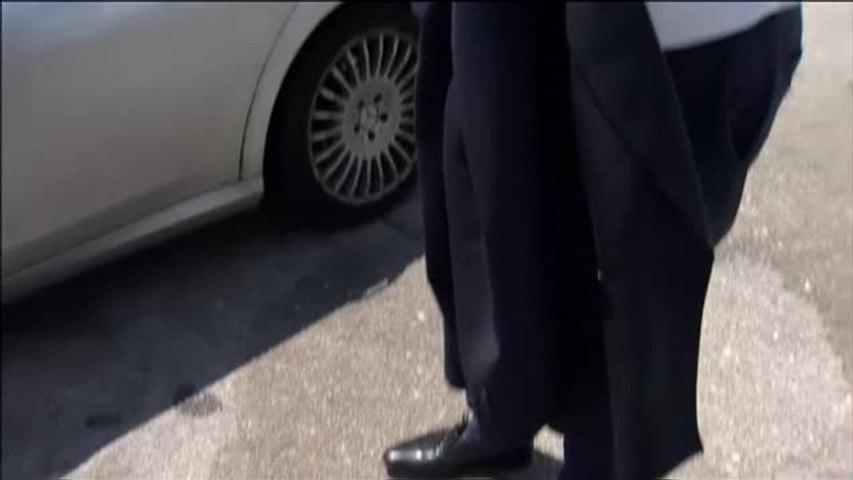 Antonio Miguel Carmona persigue a un hombre que había robado el móvil a su ex novia y consigue recuperarlo