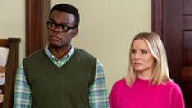 "'The Good Place' Star William Jackson Harper Teases Final Season & ""Psychedelic Nightmare"" Film 'Midsommar' | In Studio"