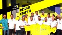 Résumé - Étape 13 - Tour de France 2019