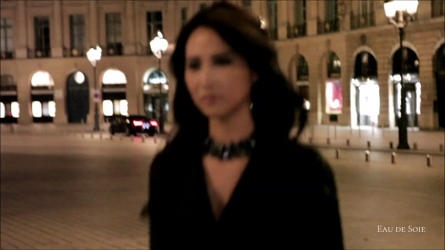EAU DE SOIE -Eau de Parfum- Jeremy Bueno. Soah Editions