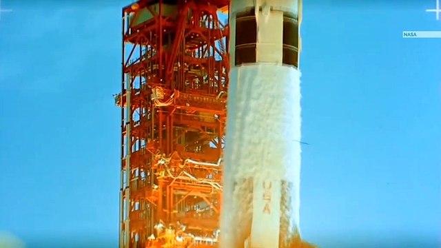 Apollo50: The Famous Three Prepare to Return to Earth