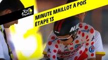 La minute Maillot à pois Leclerc - Étape 13 - Tour de France 2019