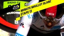 La minute Maillot Blanc Krys - Étape 13 - Tour de France 2019